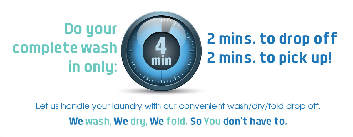Do your complete wash in only 4min